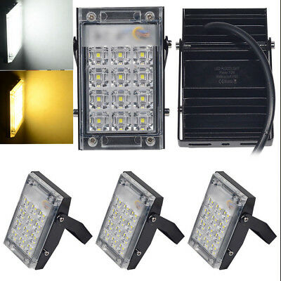 5x 50W/30W/10W LED Flood Light Outdoor Security Floodlight Cool Warm White IP65