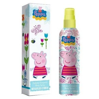 Peppa Pig Acqua Di Colonia 200Ml