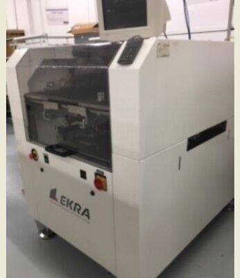 Ekra X4 Screen Printer - Great Condition - (2005)
