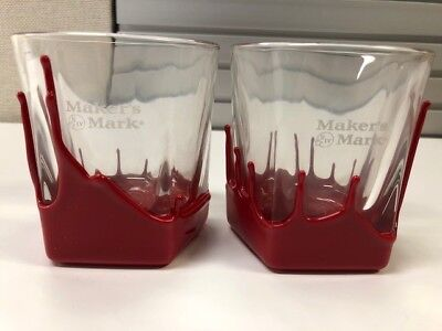 Makers Mark Glasses  ( 2pk )