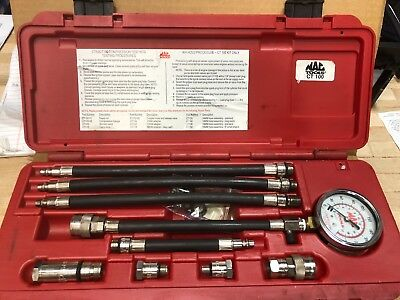 Macs Tools CT100 Compression Test Kit. Very Nice Condition.