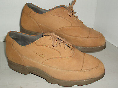 d99a1336ce07f Nike Golf Air 940810y3 Y3 Brown Leather Golf Shoes Men s size 8 excellent