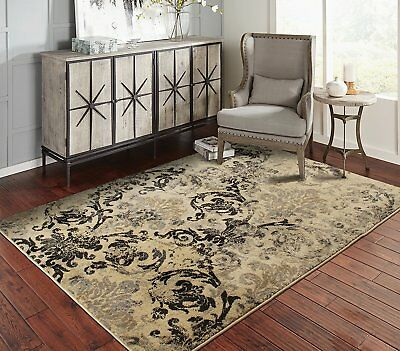 Distressed Rugs 8x10 Living Room Rug Traditional 4x6 Carpet 5x8 Hallway Runners