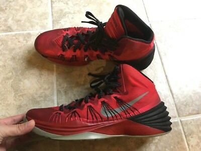fae425cb5806 ... sale nike hyperdunk 2013 mens basketball shoes sneaker size 11.5 red  black 599537 602 49.90 picclick
