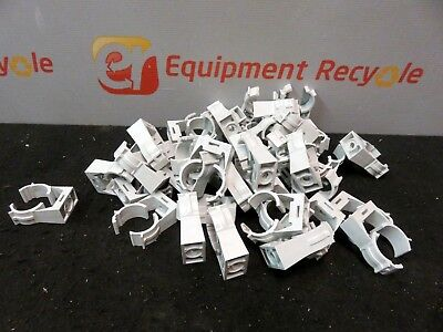 """Andrew Le Clic #28 Pluming Clamp 1"""" EMT PVC New Lot of 50"""
