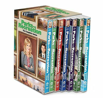 Parks and Recreation: 7 Seasons on 20-Disc Set [ DVD ] The Complete Collection