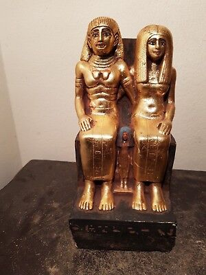 Rare Antique Ancient Egyptian Statue Pharaoh Horemheb Commander Army 1319-1292BC