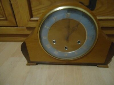 Smiths 8 day  chime mantel clock