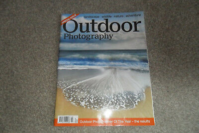 OUTDOOR PHOTOGRAPHY SPECIAL Magazine March 2013 (Issue 163)
