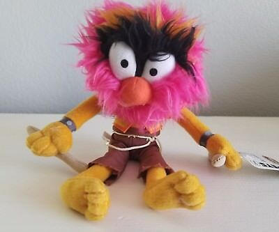 Disney The Muppets Plush Animal