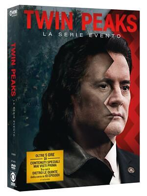 Twin Peaks - Stagione 3 (10 DVD) - Movie