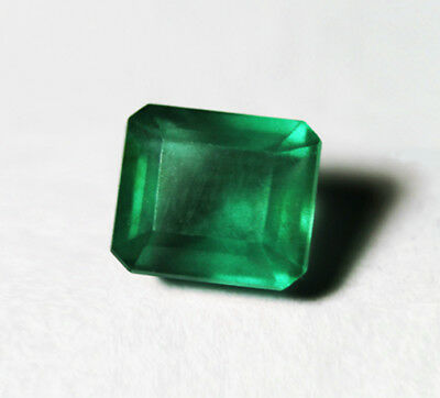 2.70 ct Natural Earth Mined Emerald Certified No Reserve