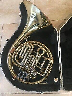 Paxman Primo Bb/F Compensating Double French Horn