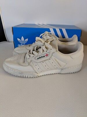 7c7300bbb76a Used Adidas Yeezy Powerphase Calabasas OG White (Cream) US Men s Size 8