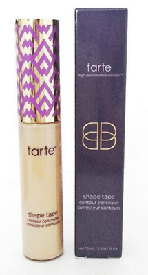 NEW TARTE Double Duty Beauty Shape Tape Contour Concealer- FAIR -10 ml - NIB