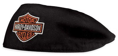 Harley-Davidson   Men's Bar & Shield Logo Cloth Ivy Cap