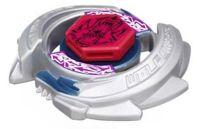 Takara TOMY 2009 Beyblade Metal Fight Fusion BB-12 Wolf 105SF booster set