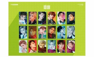 NCT 2018 SMTOWN GIFTSHOP OFFICIAL GOODS CASHBEE PHOTOCARD Transportation Card