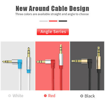 Vention 3.5mm Male To 2.5mm/3.5mm/6.5mm Male Audio Cable Cord Stereo fr Phone W1