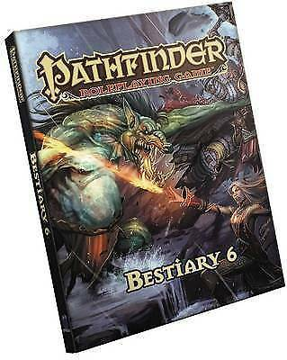 Pathfinder Roleplaying Game: Bestiary 6 by James Jacobs (Hardback, 2017)