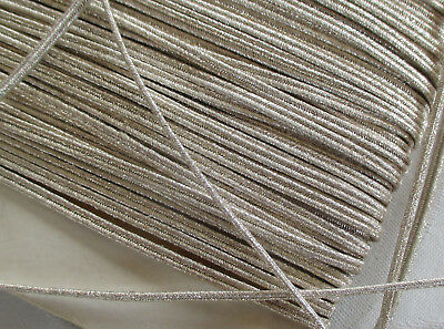 Vin Copper Metallic Rope Cording Two Strand French $2.99 p//yd