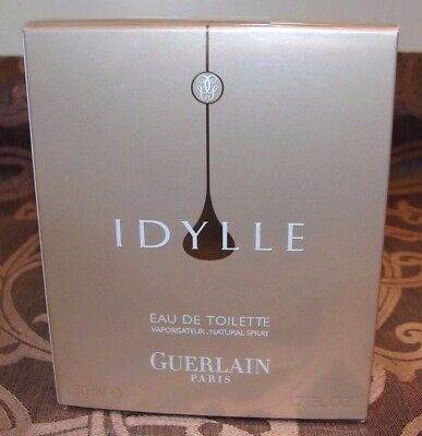 RAR! GUERLAIN - Idylle - 50ml Eau de Toilette Spray / NEU + OVP