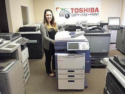 Toshiba e-Studio 3540c Color Copier Super Clean