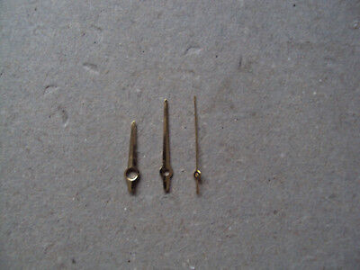 Vintage Seiko Gold Hand set for 6619, 7625 Movement