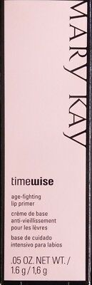MARY KAY Timewise Age-Fighting Lip Primer .05oz New in Box