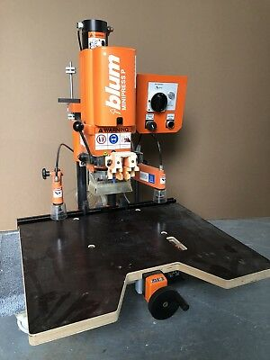 Blum Hinge Press