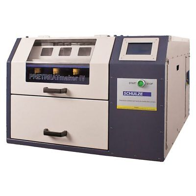 Schulze PRETREATmaker IV Pretreatment Machine