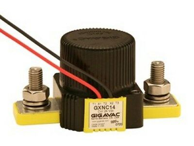 Gigavac GXNC14CA  Normally Closed Contactor - 24 Vdc Coil - 350+ Amps