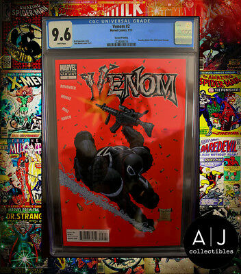 Venom 2nd Printing Variant (Marvel) NM CGC 9.6 HIGH RES PICTURES! ALL SIDES!