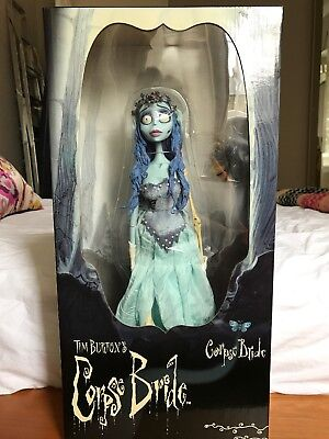 """Corpse Bride  Emily 16'"""" DOLL JUN Planning NEW in BOX FREE Postage to the UK"""
