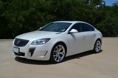 2012 Buick Regal GS Turbo 6-Speed Manual! RARE FIND! $39K MSRP New BREMBO Brakes + PIrelli Tires  Full Service History!