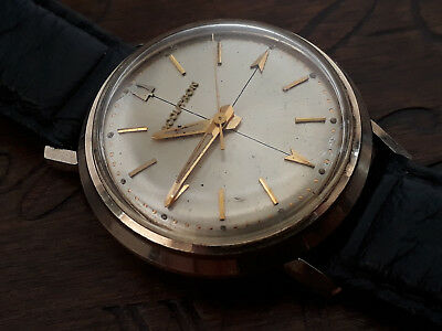 Bulova Accutron Vintage 10Kt Gold Filled Patented M6