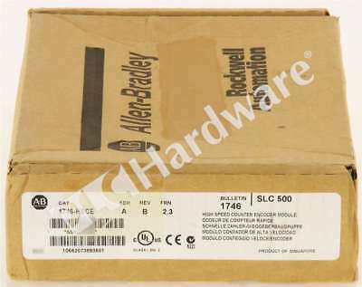 New Allen Bradley 1746-HSCE Series A SLC 500 Single-Channel High-Speed Counter