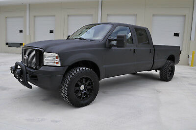 "2006 Ford F-350 King Ranch SRW 4x4 2006 Ford F350 King Ranch SRW 4x4 w/ ""Bulletproof ""Powerstroke Turbo Diesel"