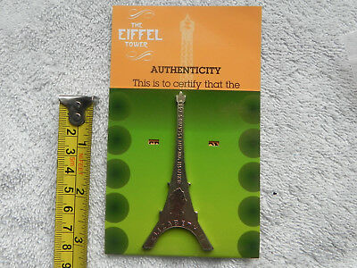 British Virgin Islands 2014 (#1), $1 Effel Tower Money UNC!