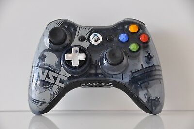 Official Microsoft xbox 360 Wireless Controller Halo 4 UNSC Edition