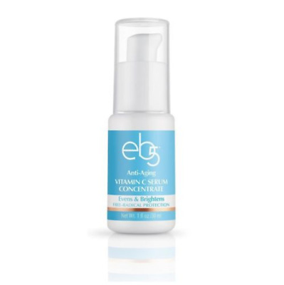 eb5 Vitamin C Booster Serum Radiance, 1 Fluid Ounce NEW SEALED