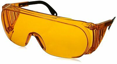Uvex Ultra-Spec Light Blocking Glasses SCT-Orange Focus Lens Computer Safety
