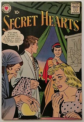 Under-rated/-valued Romance Sale! Secret Hearts 67: Romita hitting his stride!