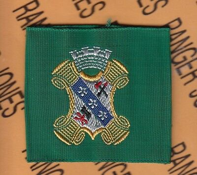 US Army 8th Infantry Regiment German made Leadership Loop cloth DUI Crest patch