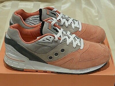 new products 2f712 8e3b6 SAUCONY SHADOW MASTER 5000 x AFEW 'Goethe' Coral New (US11) disc max ultra  atmos