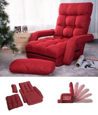Terrific Merax Folding Lazy Sofa Floor Chair Sofa Lounger Bed With Andrewgaddart Wooden Chair Designs For Living Room Andrewgaddartcom