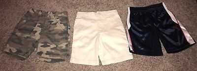 3 PaIr Of Toddler Boys 3t Shorts - Carter's, AND1 & Healthtex Very NICE