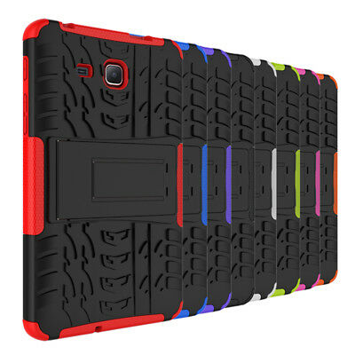 Samsung Galaxy Tab A/A6 7.0 T280 TPU Rugged Stand Rubber Shockproof Case Cover