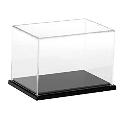 Display Box Toy Case Show Box Acrylic Box Protection Dustproof for Action Figure