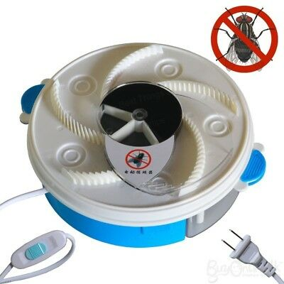 Electronic Housefly Trap - As Seen On TV / Full Kit Included + English manual